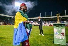 Photo de CAN 2021 / CAF : Les Supporters des Léopards du Congo tiennent mordicus au cas Kaku Kanga Guélor