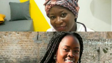 Photo de Fashion : AVONDYAMIE MATSANGA Ornelia Charlène et MADEFO Jasmine ouvrent une boutique spécialisée dans la vente d'articles confectionnés à base de tissu africain