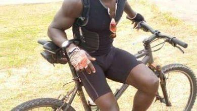 Photo de Cyclisme : Jesse Mboumba le sportif hors pair