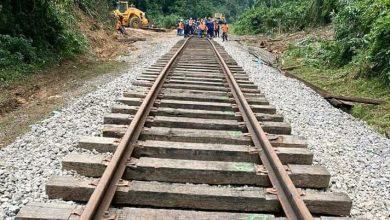Photo de SETRAG : Signature d'un 2e avenant pour parachever les travaux du chemin de fer gabonais