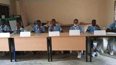 Photo de Gabonese School 2021 : Une cinquantaine d'élèves représentant 10 établissements du pays en compétition