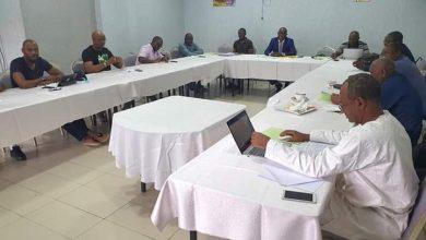Photo de Conseil des Ministresde l'UEAC / Réunionpréparatoire / Douala: