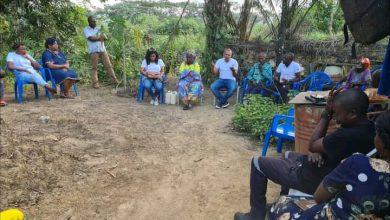 Photo de Moanda–2esiège / Compterendu parlementaire :L'honorable Alexandre Awassi édifie son électorat sur les textes examinés enplénières