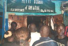 Photo de OgoouéMaritime / Omboué:Lemarché municipal ravagé par les flammes
